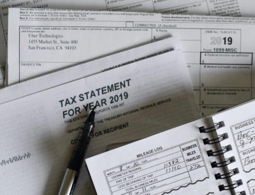 Divorce Tax Considerations